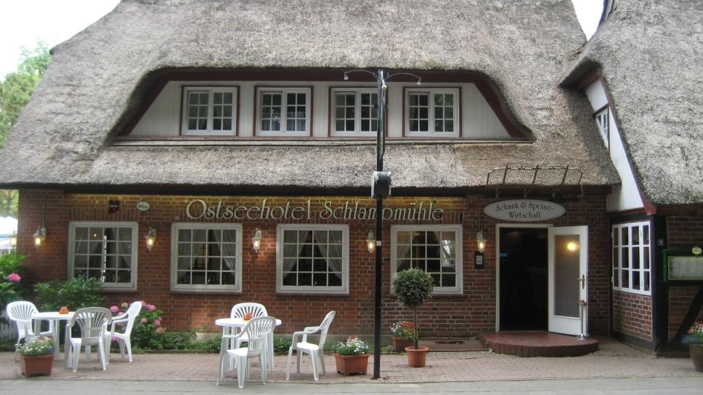 Ostseehotel Schlampmuehle