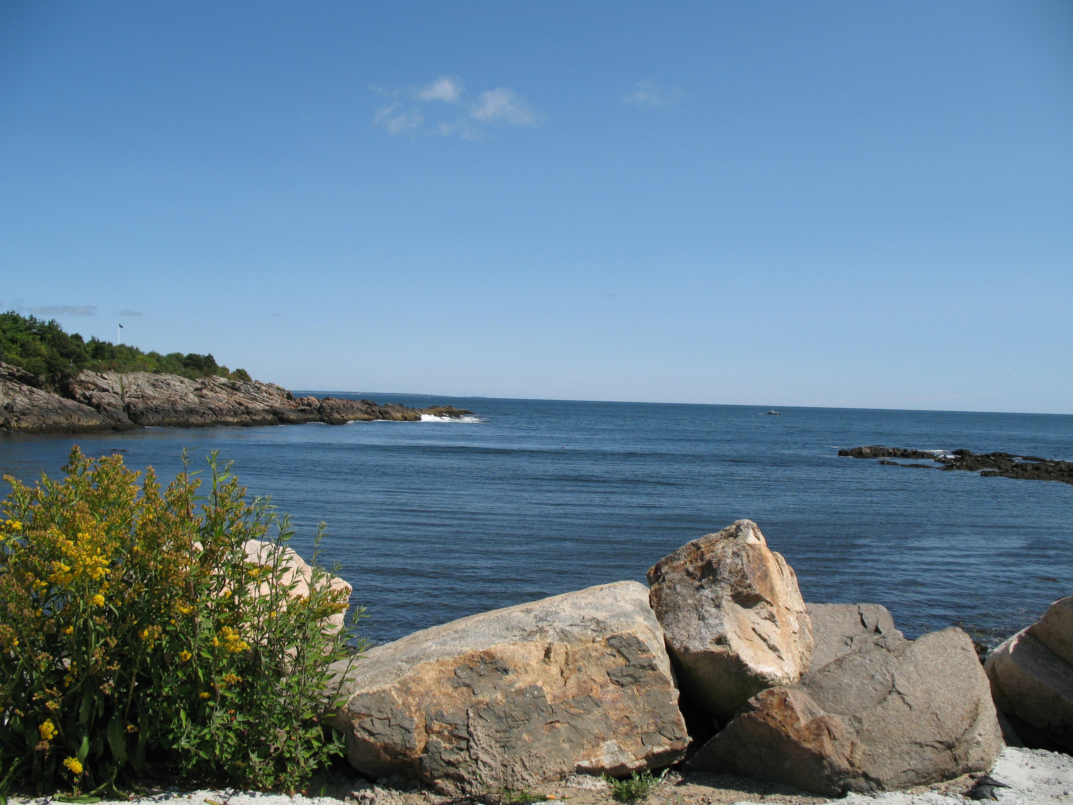 Lugares de vacaciones en Maine