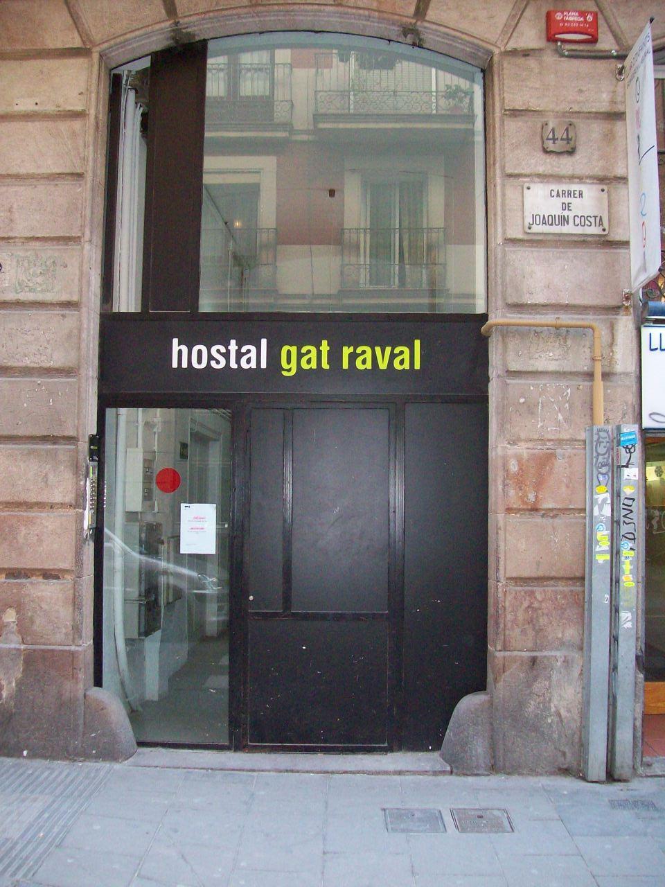 Hostal Gat Raval