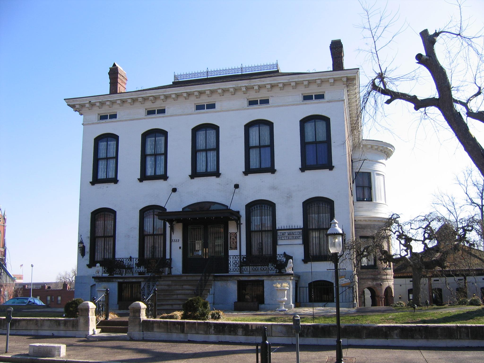 Lemp Mansion Restaurant & Inn