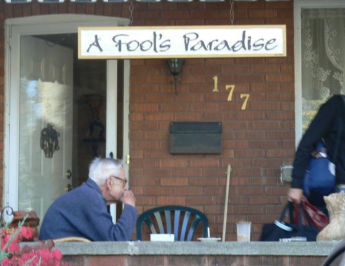 A Fool's Paradise Bed & Breakfast
