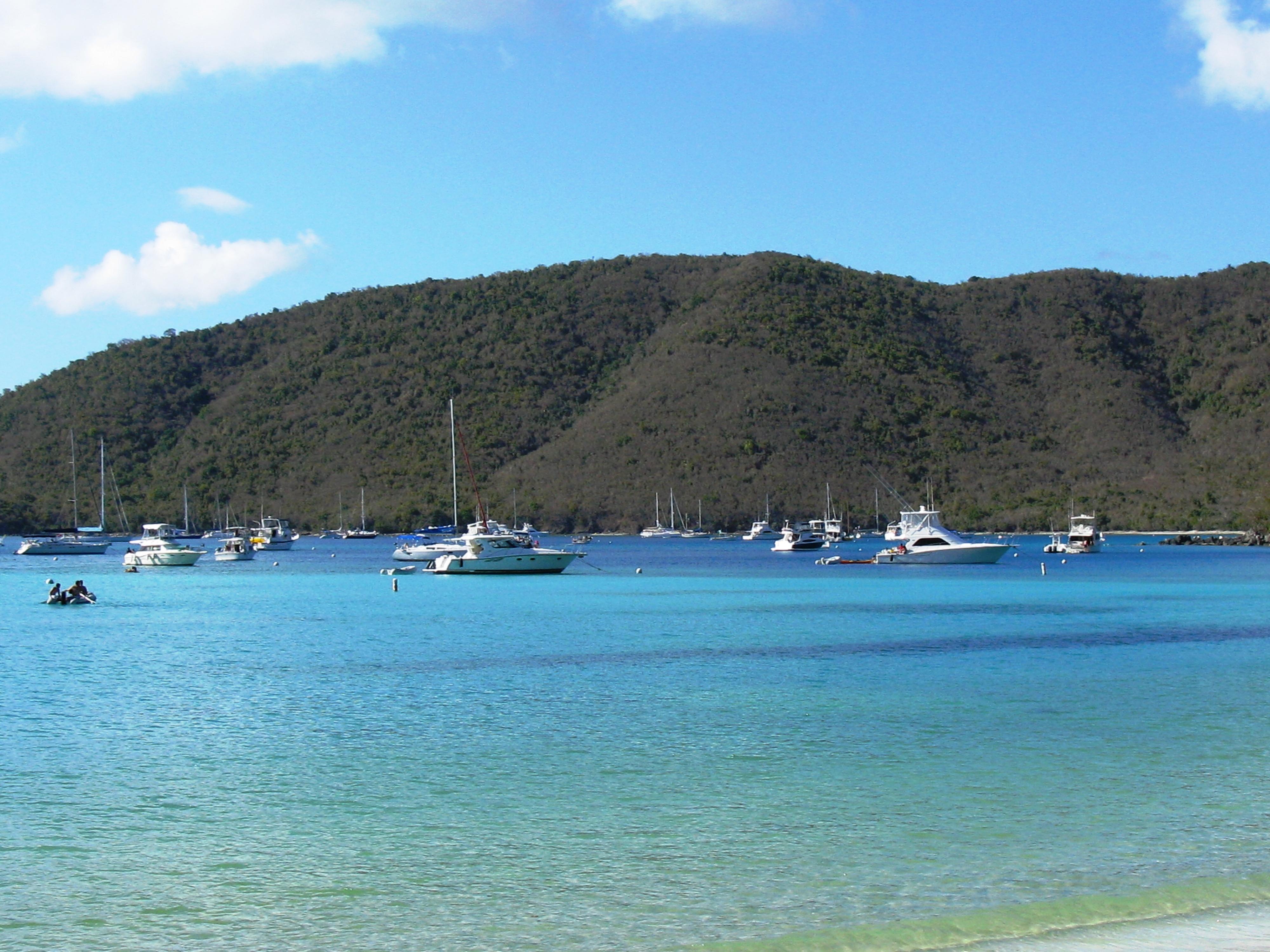 Maho Bay, St. John - Apr 09
