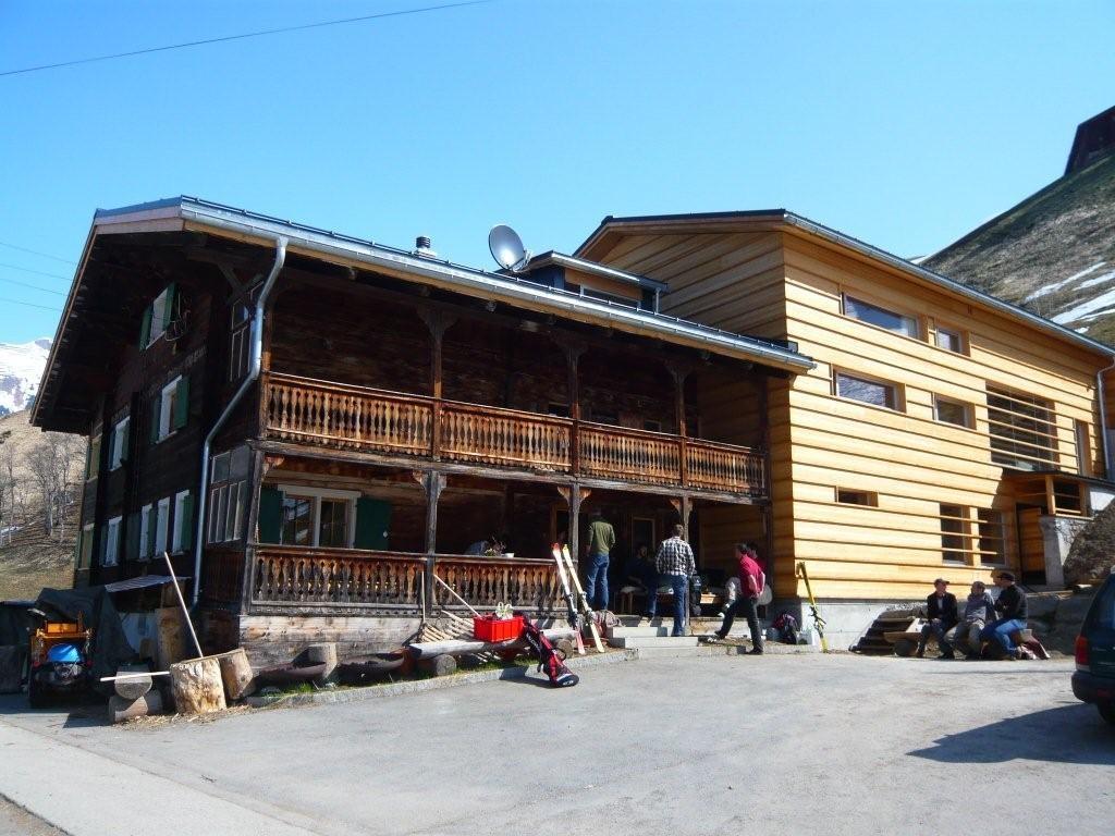 Berghotel Wanna