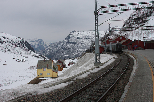 The Flam Railway