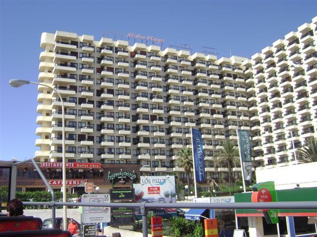 Sol Aloha Playa Aparthotel