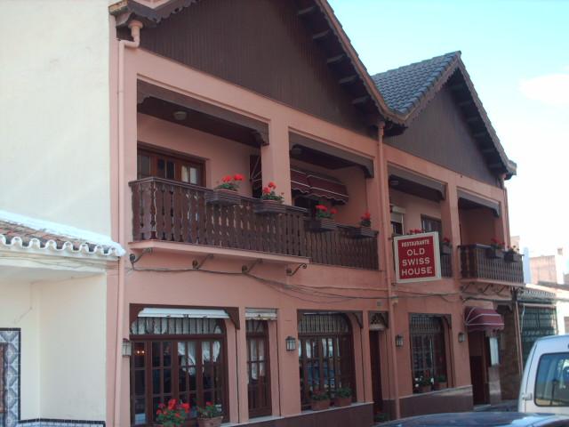 Old Swiss House - Alojamiento