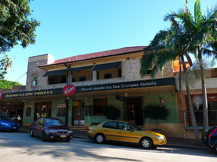 Bangalow Hotel - TEMPORARILY CLOSED