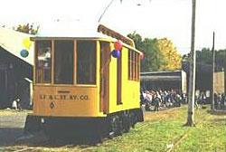 Shelburne Falls Trolley Museum