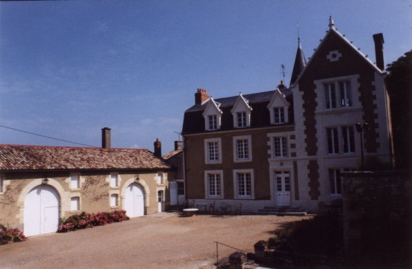 Manoir de Beaumont