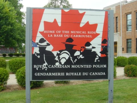 Royal Canadian Mounted Police Musical Ride Centre
