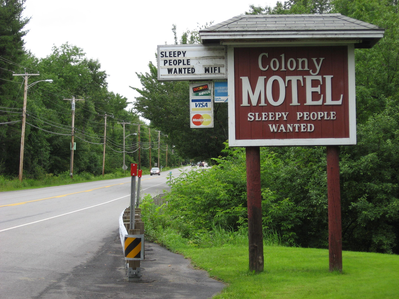 Colony Motel