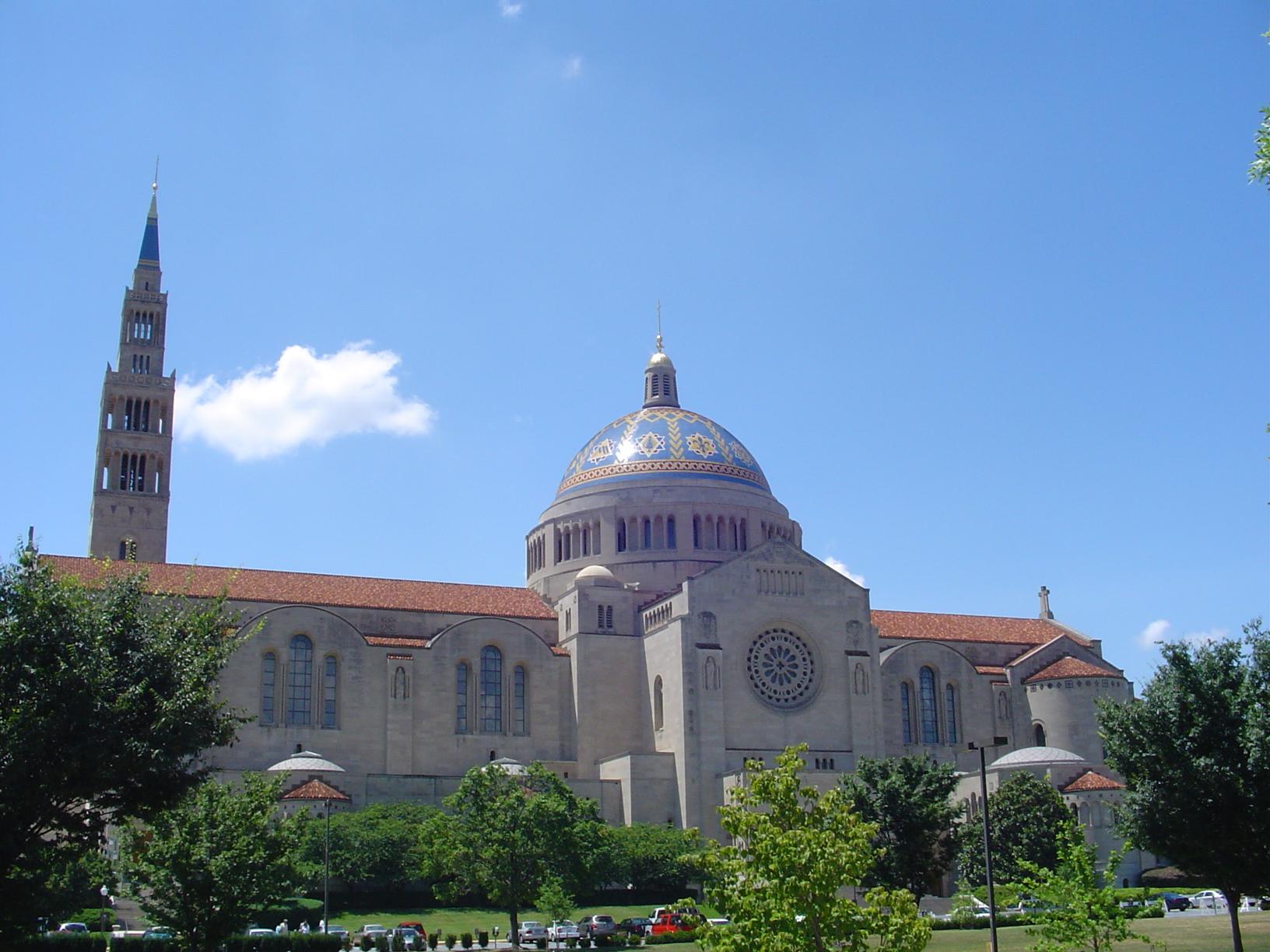 The Basilica of the National Shrine