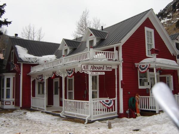 All Aboard Inn