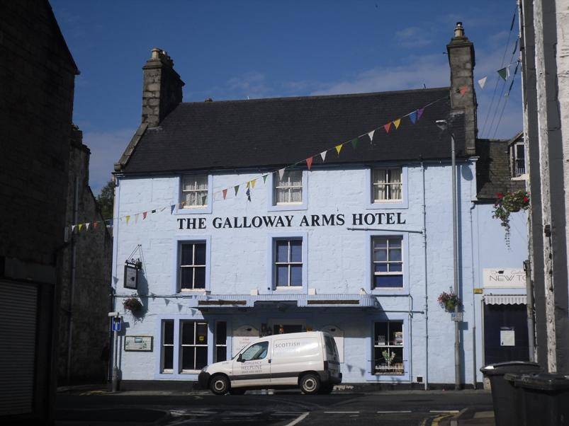 ‪Galloway Arms Hotel‬