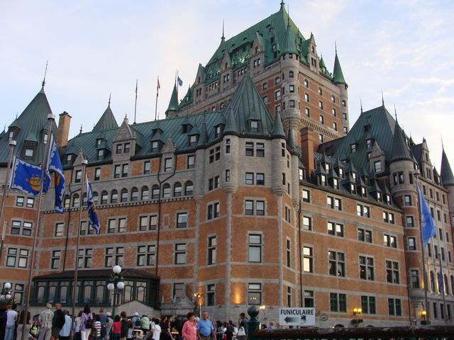 Hiquebec auberge internationale de quebec 1 1 1 65 for Auberge autre jardin quebec city