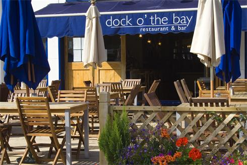 dock o' the bay