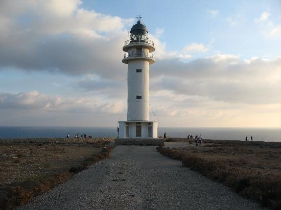 ‪Es Cap de Barbaria Lighthouse‬