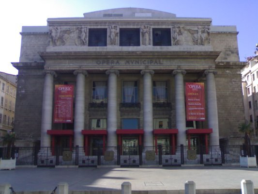 Theatre Le Petit Merlan