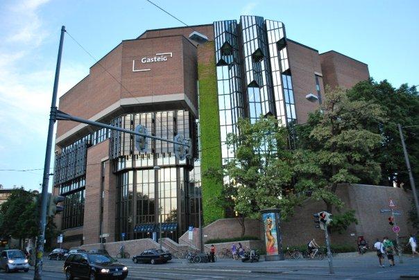 Cultural Center Kulturzentrum Gasteig