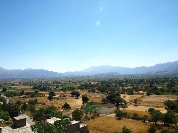 Lassithi Plateau (Lasithi Prefecture, Grækenland ...