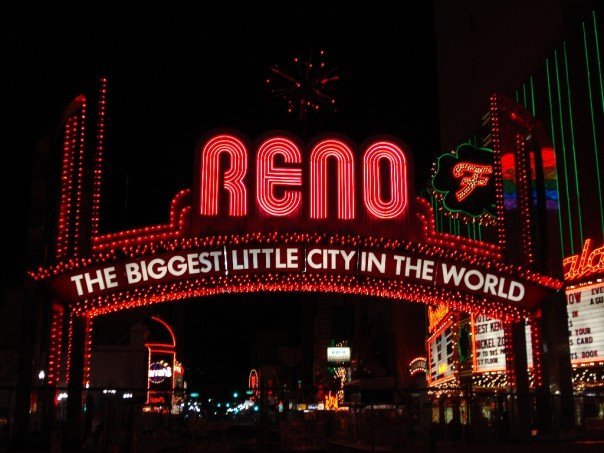 Reno casino online who to follow on twitter gambling
