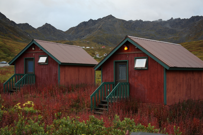 ‪Hatcher Pass Lodge‬
