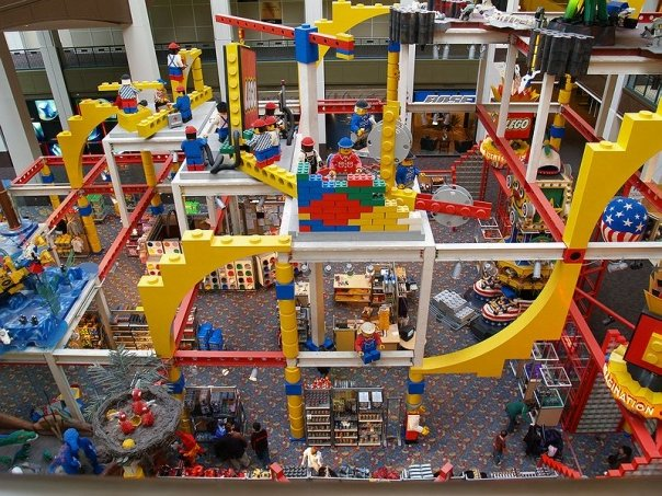 Lego Imagination Center Bloomington Mn Top Tips Before You Go With Photos Tripadvisor