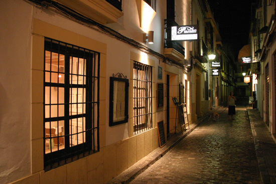 El Restaurante Pizarro Taberna