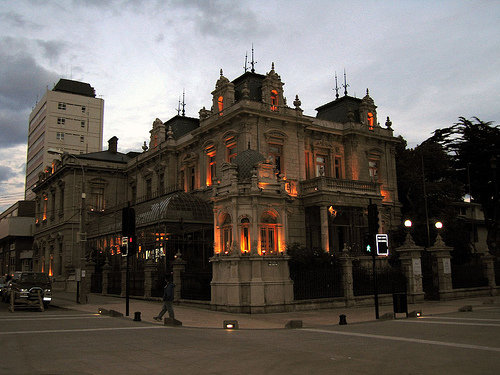 Plaza Munoz Gamero