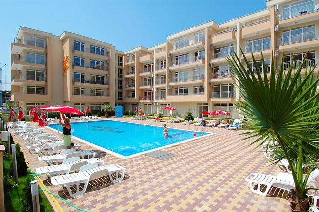 Kamelia Garden Apartments