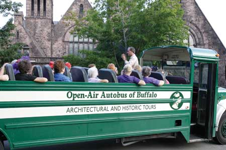 Open-Air Autobus of Buffalo