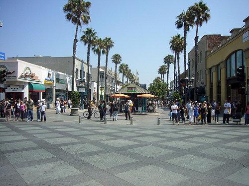 第三購物步行街