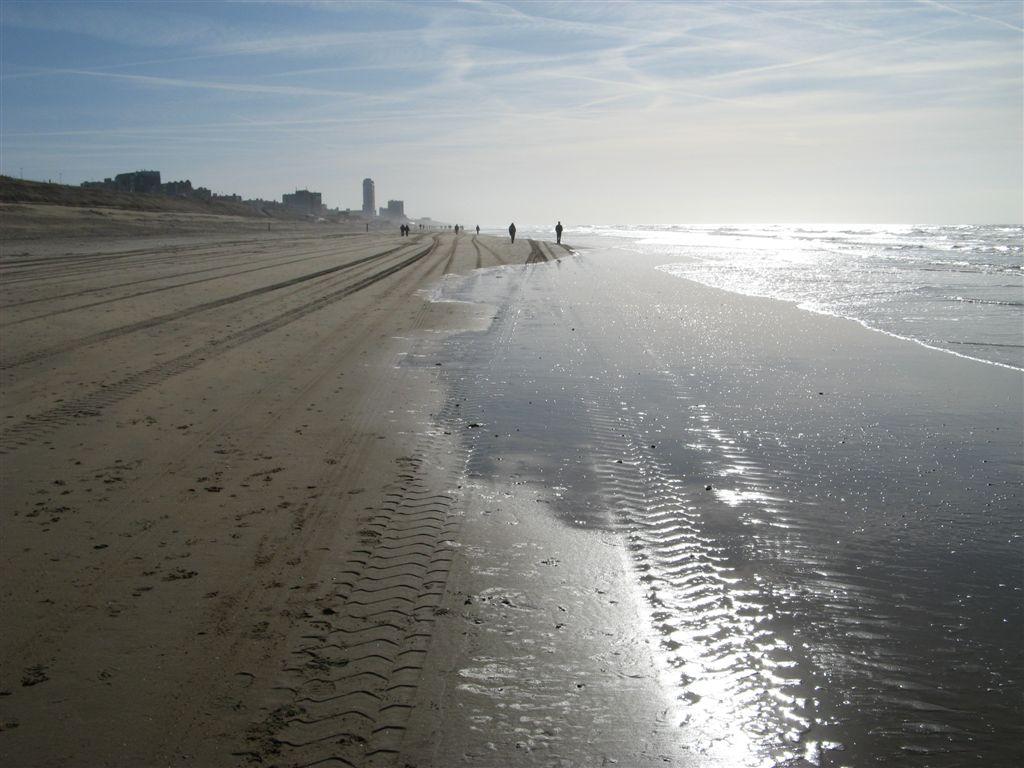 Sunparks Zandvoort an der Nordsee