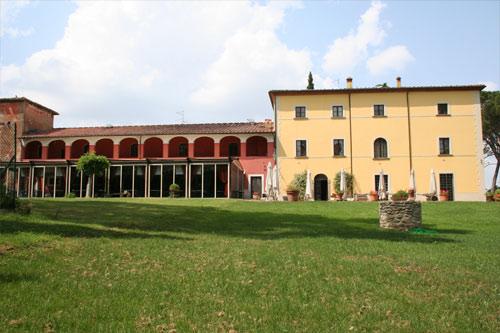 Villa Il Tonacato