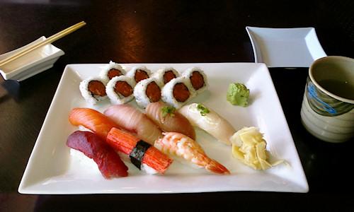 Midori Fusion Sushi