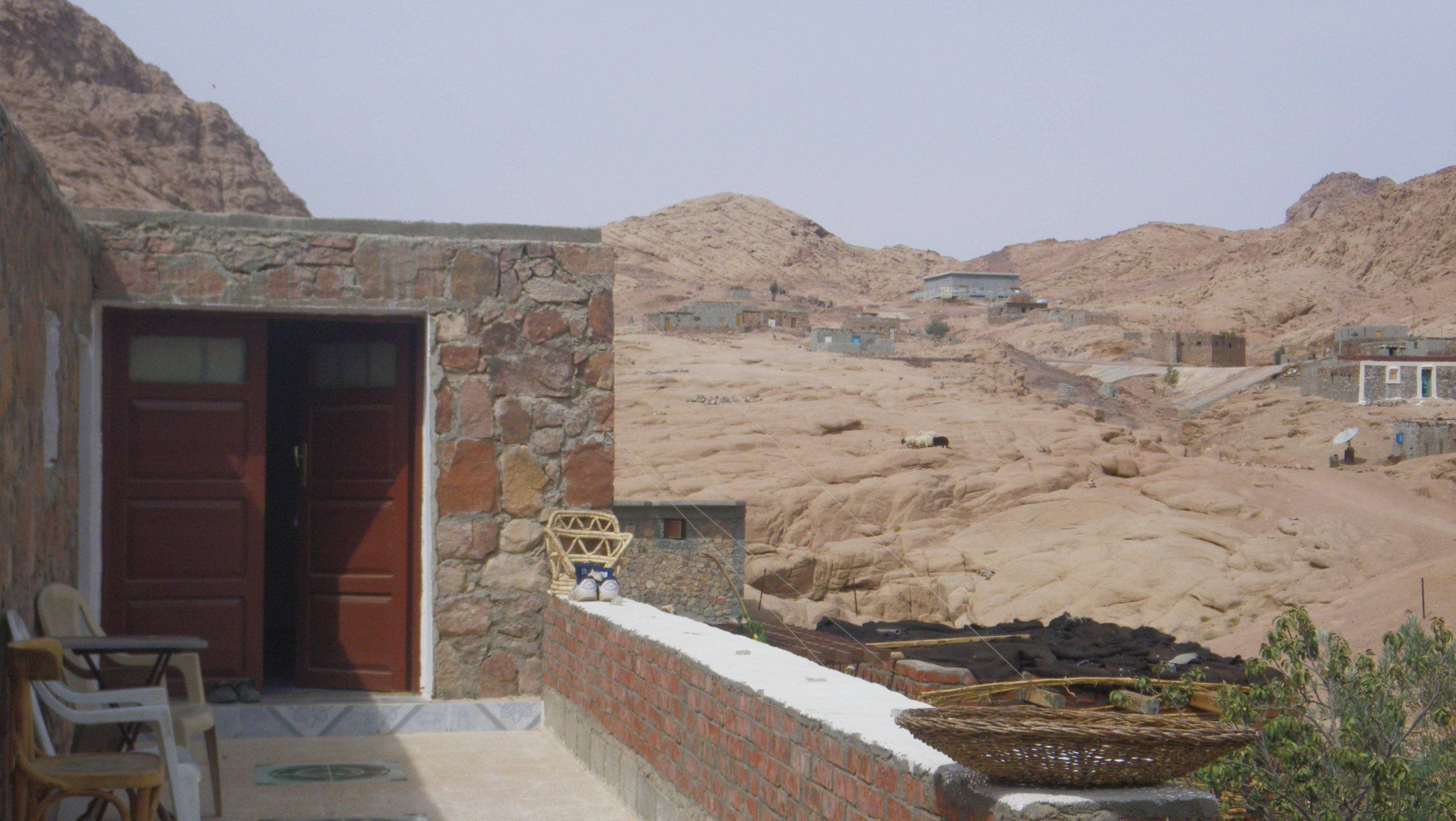 El Milga Beduin Camp