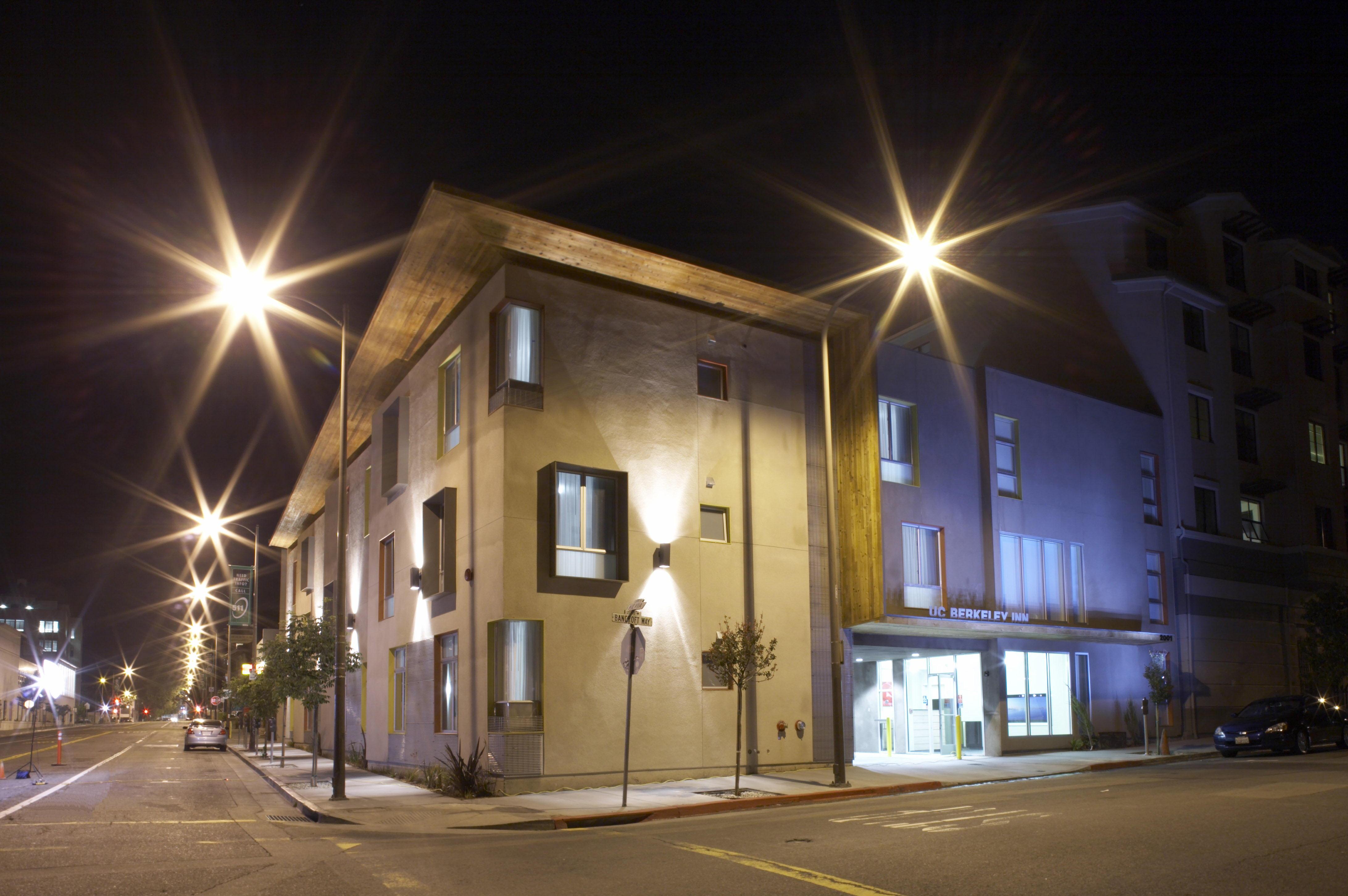 Downtown Berkeley Inn