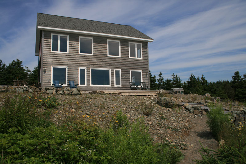 Point Michaud Beach House