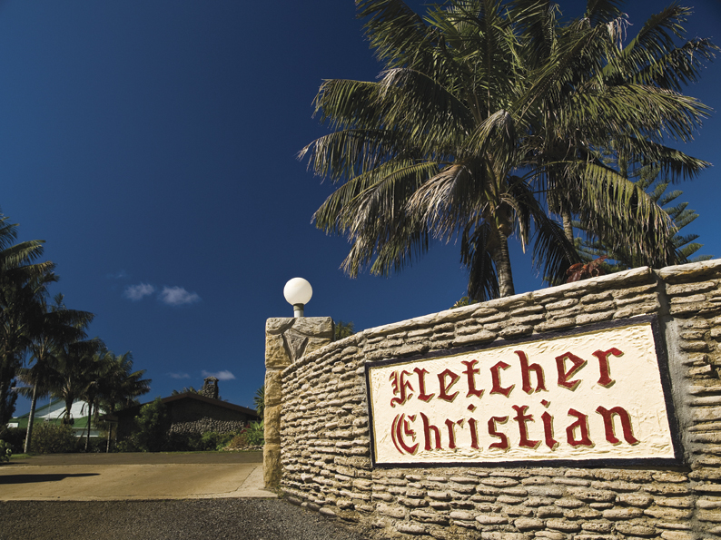 Fletcher Christian Holiday Apartments