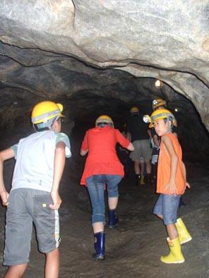 Kyusendo Limestone Cave