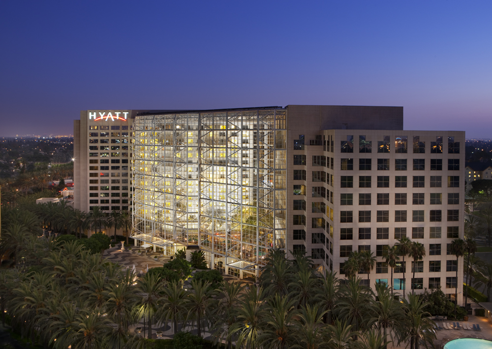 Hyatt Regency Orange County UPDATED 2017 Hotel Reviews Price