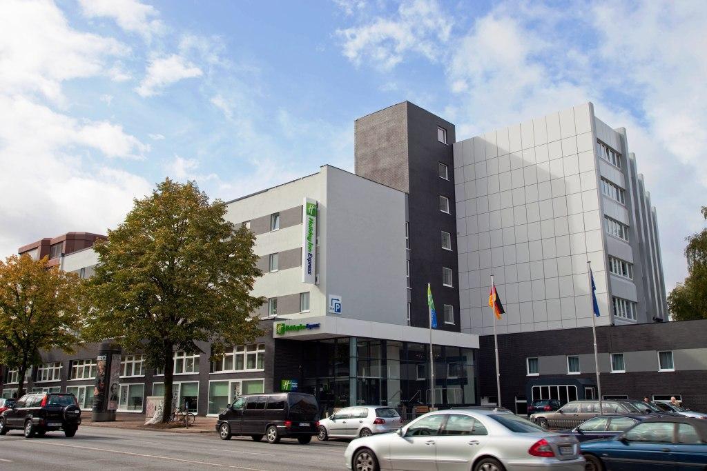 홀리데이 인 익스프레스 함부르크 시티 센터