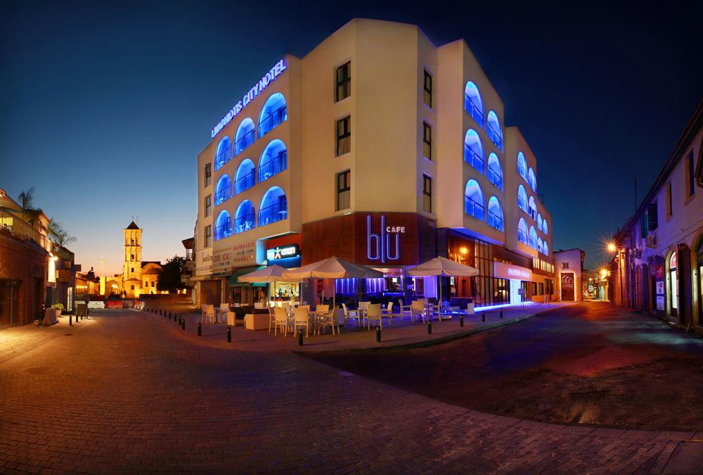 麗瓦德黑蒂斯市飯店