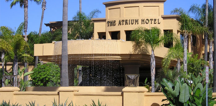 Atrium Hotel at Orange County Airport