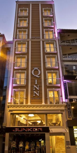 The Q-Inn Hotel Istanbul