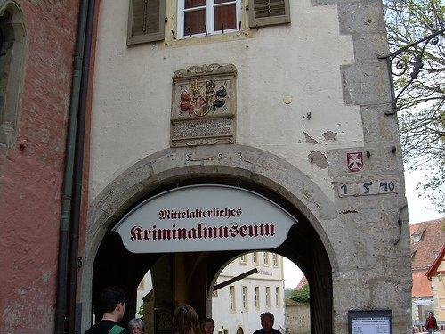 Mittelalterliches Kriminalmuseum