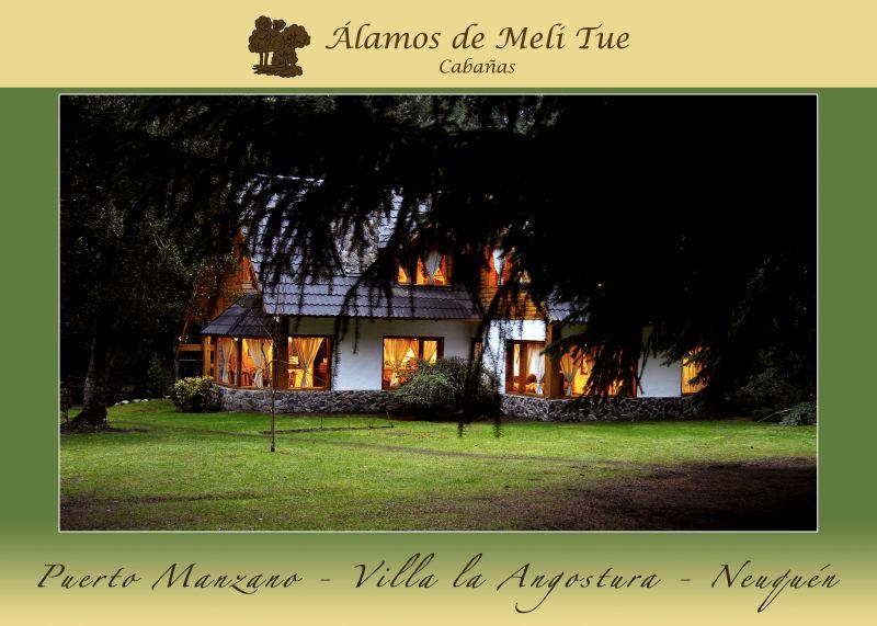 Cabañas Alamos de Meli Tue