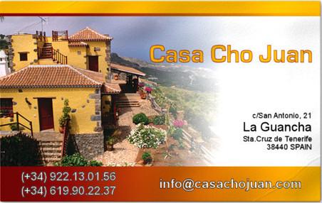 Casa Cho Juan