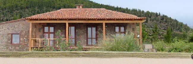 Casas Rurales Ecologicas del Pinar