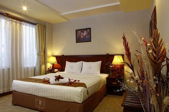 โรงแรมเทียนเตา โฮจิมินห์ซิตี้